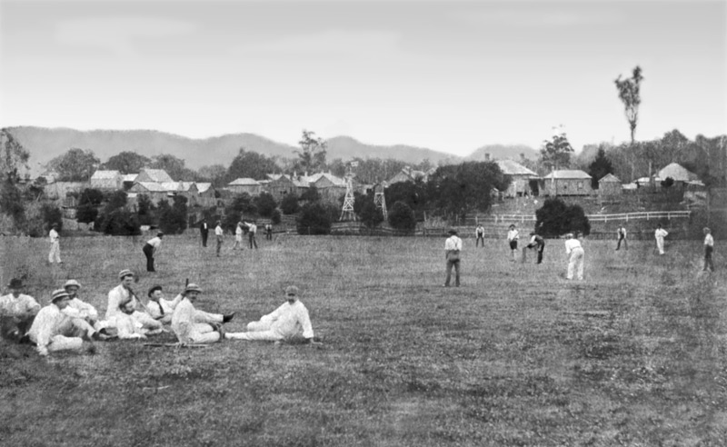 00014a-Cricket-Match-in-Bellingen-Park