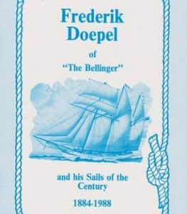 "Frederik Doepel of the ""Bellinger"""