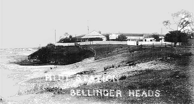 Pilot-Station,-Bellinger-Heads