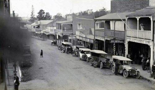 Bellingen, New South Wales...1922