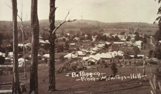 Bellingen from Mewtons Hill - 00456