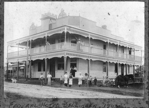 Federal Hotel 1903